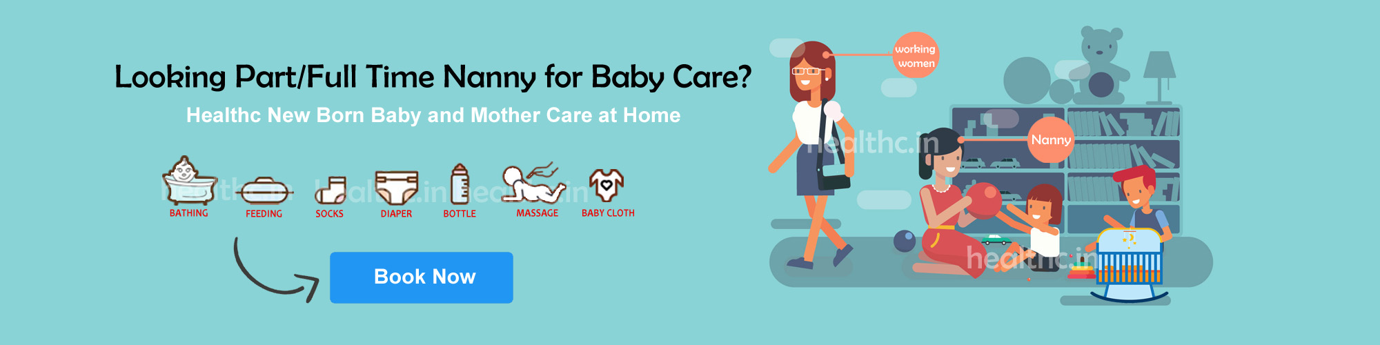 home baby care service